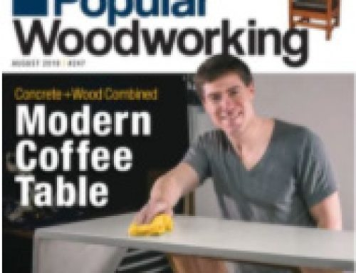 🧰Popular Woodworking Magazine $12.95