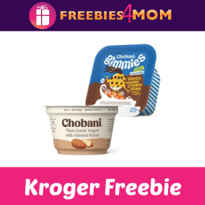 Free Chobani Nut Butter or Gimmies Crunch