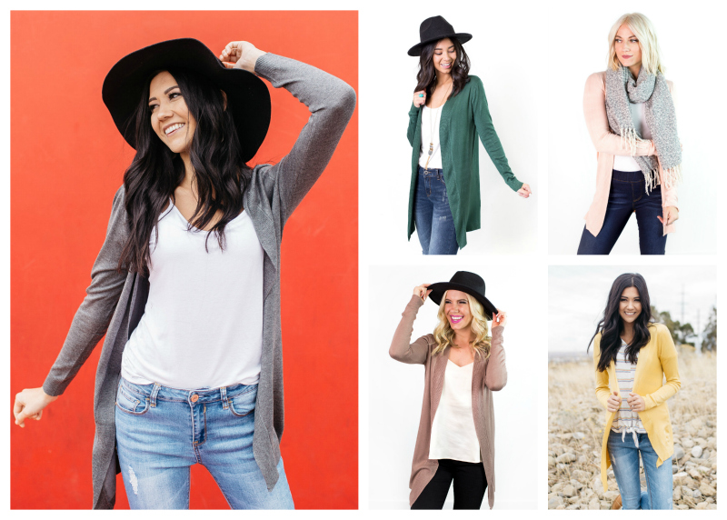 Best Selling Cardigan $19.95 ($34.95 Value)