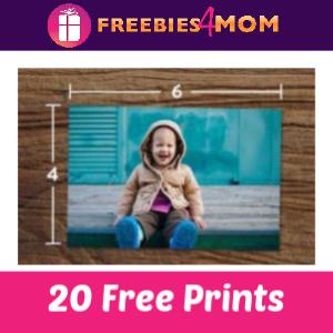Snapfish 20 Free 4x6 Prints & Shipping