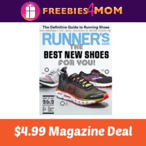 Magazine Deal: Runner's World $4.99