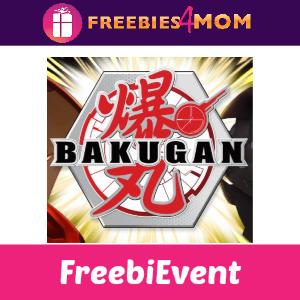 Free Bakugan Demo Day at Barnes & Noble