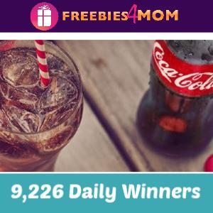 Sweeps Coca-Cola Holiday IWG