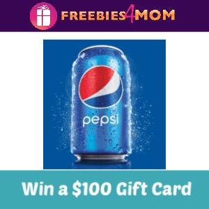 Sweeps Pepsi Gift It Forward
