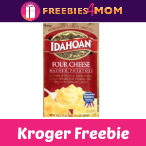 Free Idahoan Potatoes Pouch at Kroger