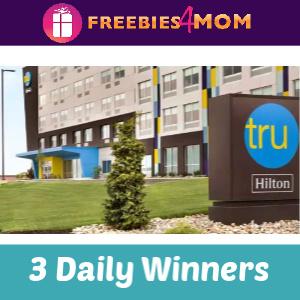 Sweeps Hilton TRU Getaway