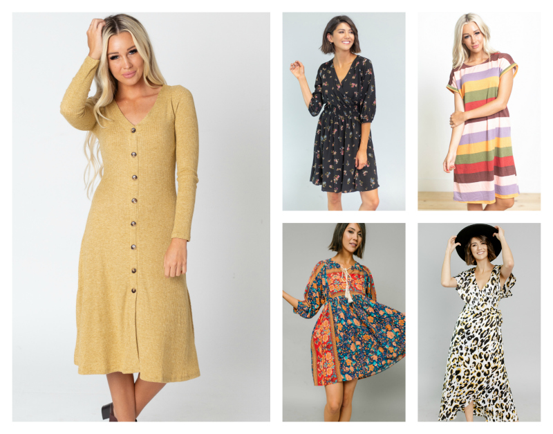 BOGO Free Dresses & Jumpers (thru 11/7)