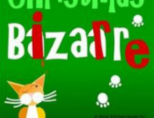 🐱Free eBook: Christmas Bizarre ($3.97 Value)