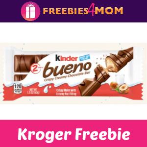 Free Kinder Bueno at Kroger