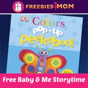 Free Baby Storytime & Free Starbucks 12/15