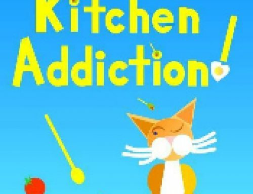 🍲Free eBook: Kitchen Addiction (Value $3.97)