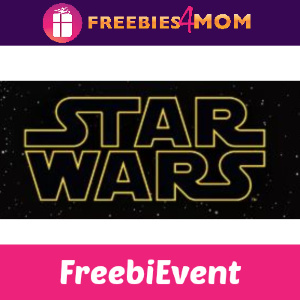 Free Star Wars Event at Target 12/7