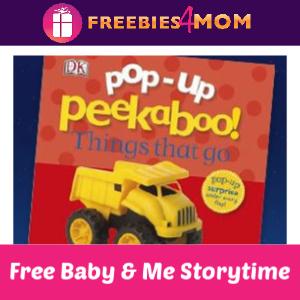 Free Baby Storytime & Free Starbucks 12/29