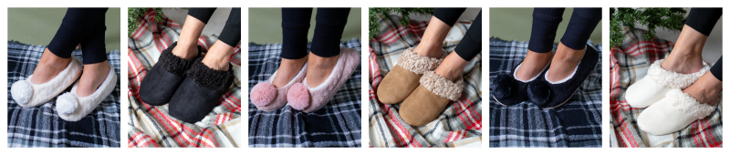 Free Slippers With $20+ Order at Cents of Style