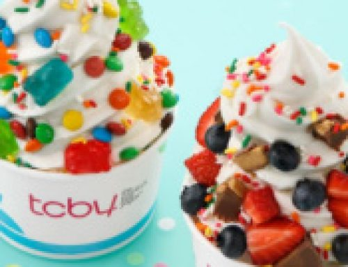 🍨BOGO Free at TCBY February 6