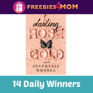 Sweeps Win a Free Copy of Darling Rose Gold