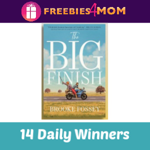 Win a Free Copy of The Big Finish