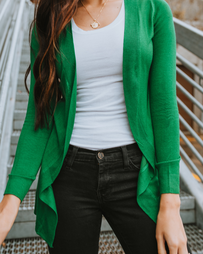 Annabelle Cardigan Only $16.95 ($34.95 Value)