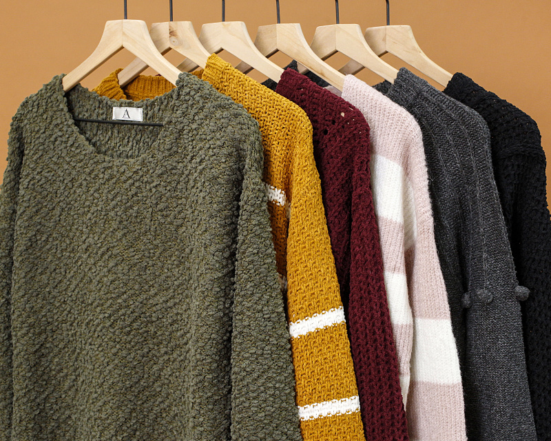 Sweaters BOGO (Start at 2 for $24.95)