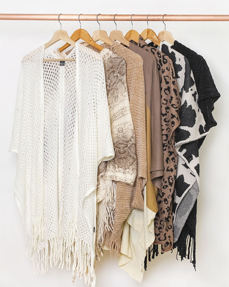 Outerwear, Vests & Kimonos 2 for $28