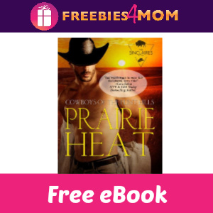 Free eBook: Prairie Heat ($3.99 Value)