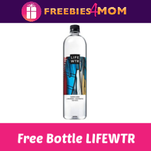 Free LIFEWTR at Casey's (Today Only)