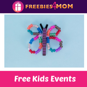 Free Kids Events at Michaels 3/8-13
