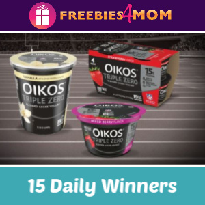 Sweeps Kroger Oikos Extra Point