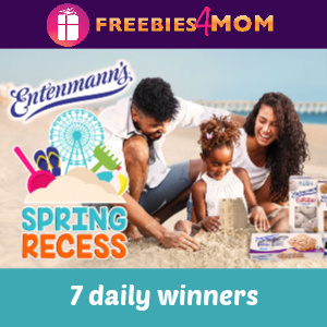 Sweeps Spring Recess with Entenmann's