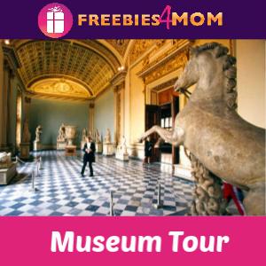 Free Virtual Museum Tours