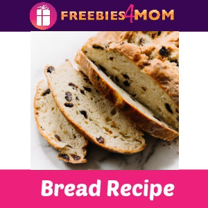 🍞Irish Soda Bread Recipe (needs one egg)