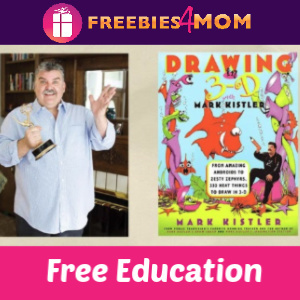 🍎Free Daily Live Drawing Lessons