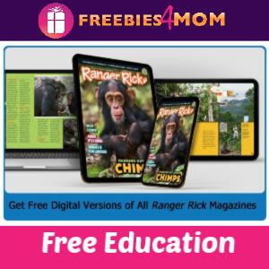 🍎Free Ranger Rick Digital Magazines