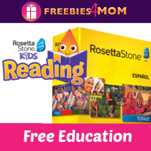 🍎Kids Learn Spanish for Free from Rosetta Stone