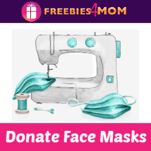✂️Donate 25 Face Masks, Earn $50 Tieks Gift Card