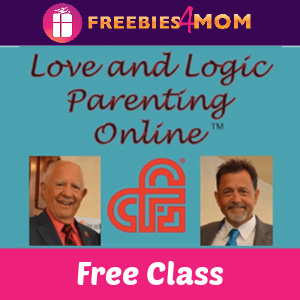 ❤️Free Love and Logic Parenting Class ($99 value)