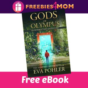 🏔Free eBook: God's of Olympus