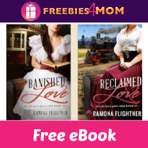 🚂Free eBooks: The Banished Saga Books 1 & 2