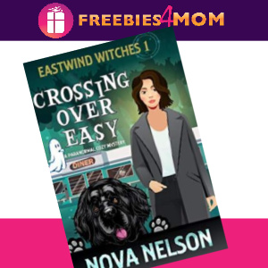👻Free eBook: Crossing Over Easy mystery