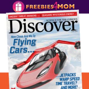 💫Discover Magazine $12.99