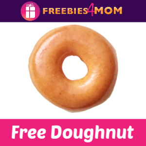 Free Krispy Kreme Doughnut June 1-5