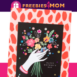 💐Free Mother's Day Card bouquet of flowers from Lars