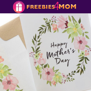 💐Free 3 Mother's Day Cards from Tinselbox