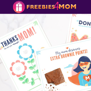 💐Free Mother's Day Activity Printables from Wikibuy