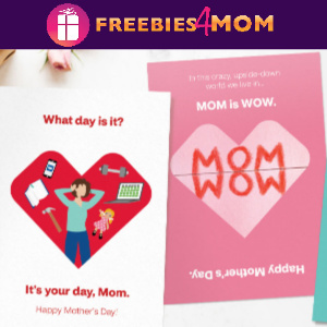 💐Free Printable Mother's Day Cards from CVS Pharmacy