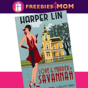 🔎Free eBook: Love & Murder in Savannah ($5.99 value)