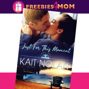 💗Free eBook: Just For This Moment romance ($4.99 value)