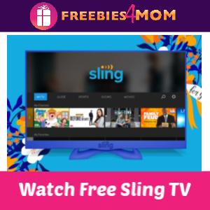 Watch Free Sling TV 5 PM-Midnight