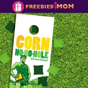 🏆Sweeps Green Giant Cornhole Giveaway