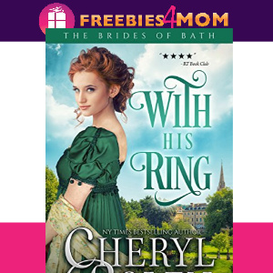 💍Free eBook: With His Ring ($4.99 value)